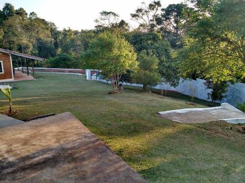 chácara urbana condomínio piscina x imóvel sp / interior