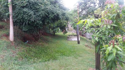 chácara urbana  jardim estância brasil, atibaia x casa (sp)