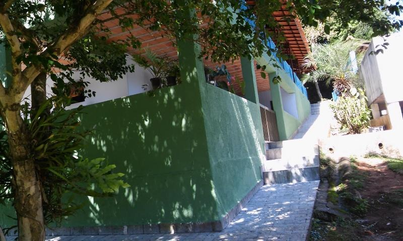 chácara urbana piscina 3 dorm 2 stes x casa/apto em sp