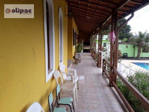 chácara à venda, 1000 m² por r$ 350.000 - luiz fagundes - mairiporã/sp - ch0011