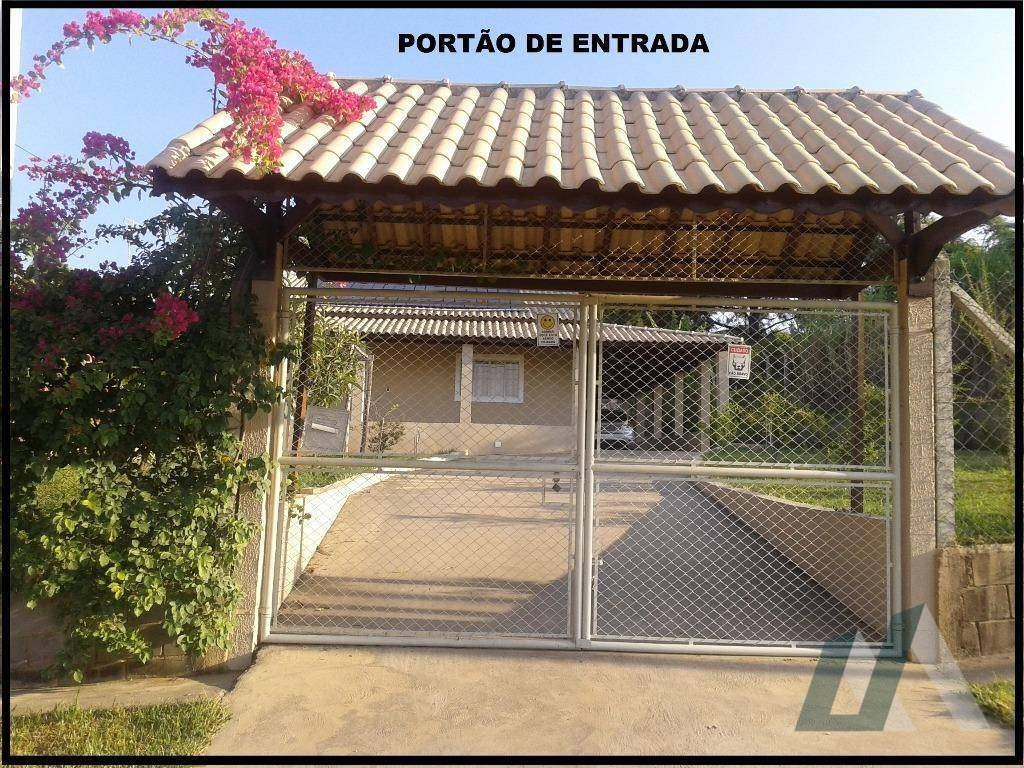 chácara à venda, 1056 m² por r$ 490.000,00 - caputera - sorocaba/sp - ch0017