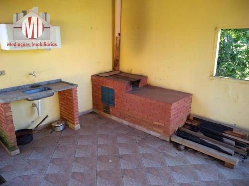 chácara à venda, 1600 m² por r$ 350.000,00 - rural - socorro/sp - ch0372