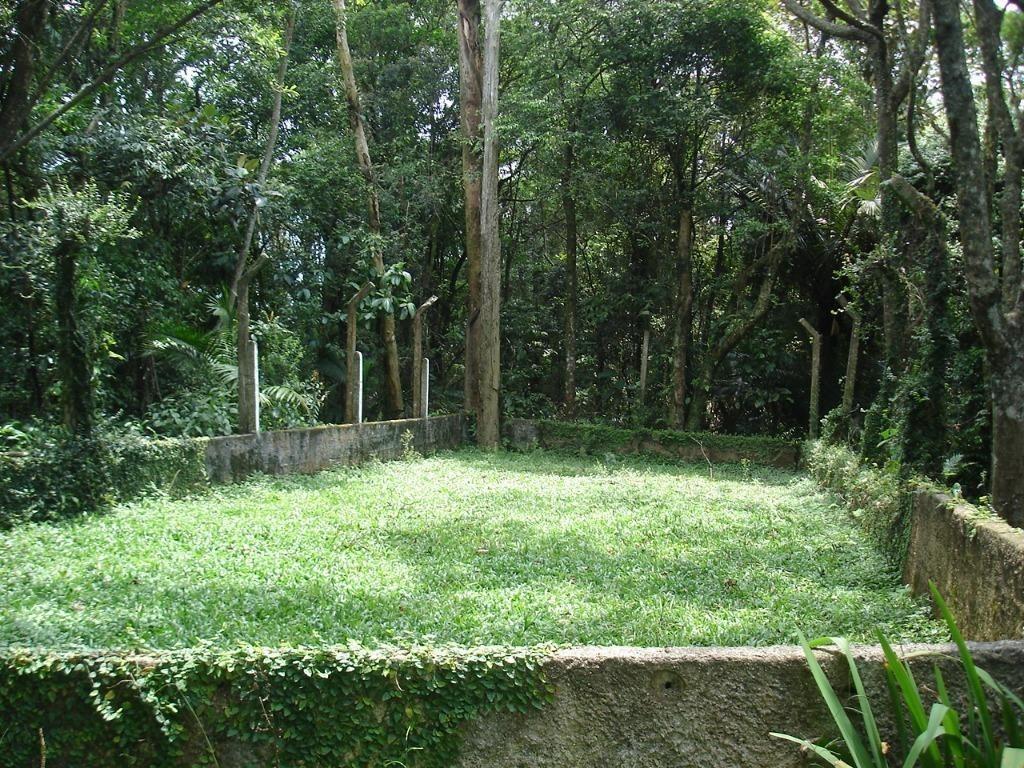 chácara à venda, 187 m² por r$ 465.000,00 - represa - ribeirão pires/sp - ch0011