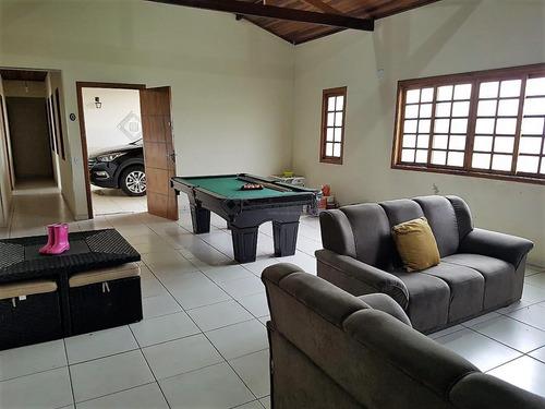 chácara à venda, 1962 m² por r$ 500.000,00 - cocais - ibiúna/sp - ch0381