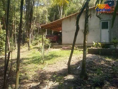chácara à venda, 2000 m² por r$ 270.000 - biritiba ussu - mogi das cruzes/sp - ch0027