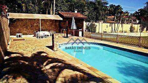 chácara à venda, 2500 m² por r$ 1.350.000,00 - jardim celeste - jundiaí/sp - ch0024