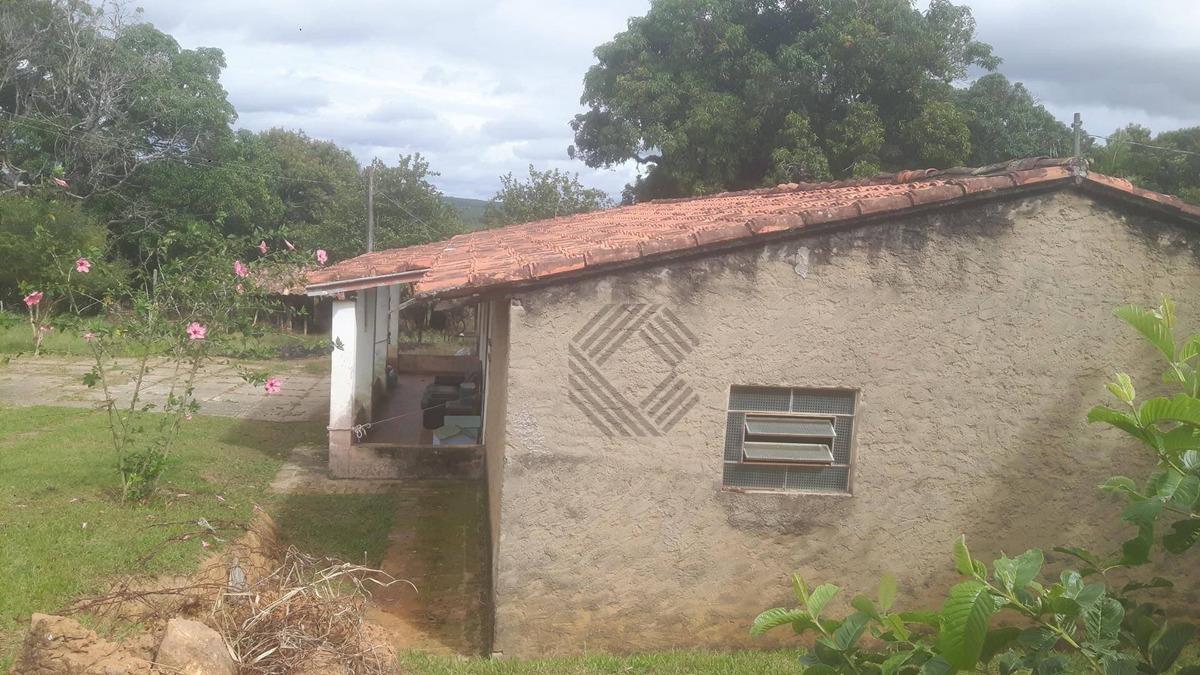 chácara à venda, 2500 m² por r$ 600.000,00 - ipanema do meio - sorocaba/sp - ch0404