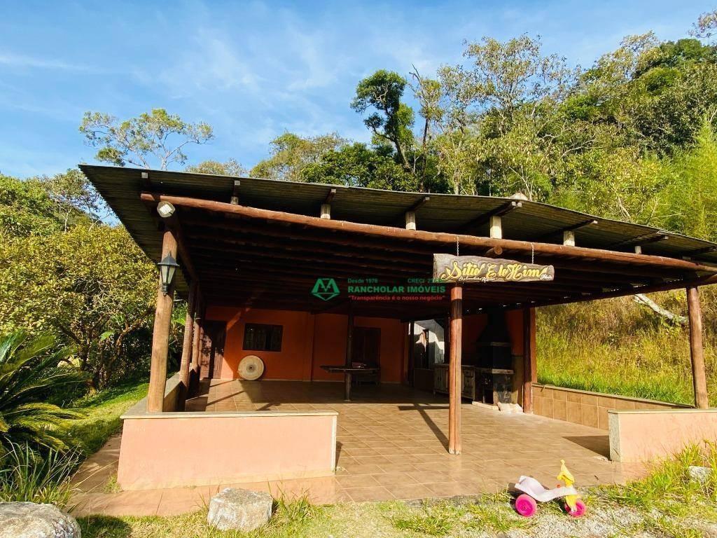 chácara à venda, 25000 m² por r$ 1.000.000 - cachoeira - cotia/sp - ch0193