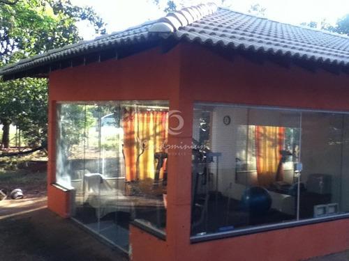 chácara à venda, 3 quartos, condomínio vertentes do sul - bady bassitt/sp - 918