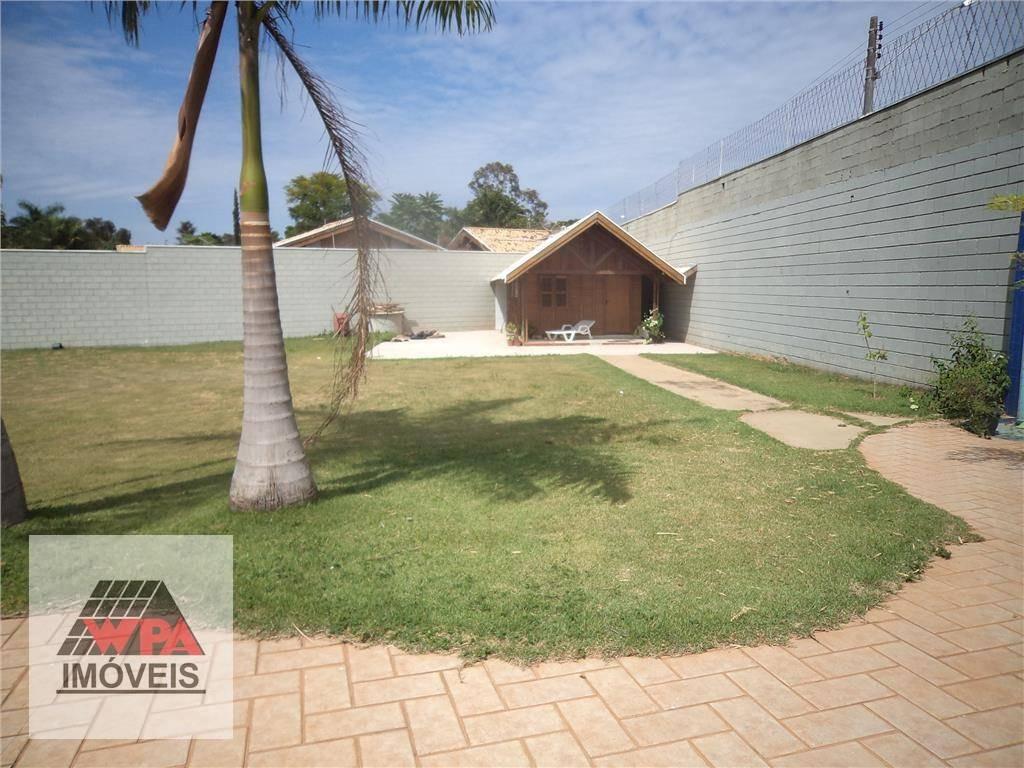 chácara à venda, 3200 m² por r$ 1.830.000,00 - bairro da lagoa - americana/sp - ch0025