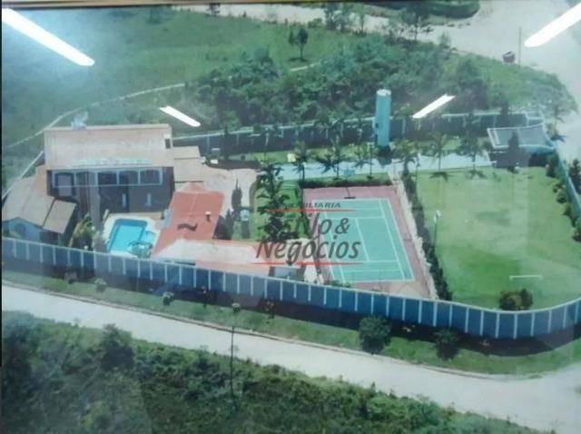 chácara à venda, 3550 m² por r$ 1.400.000,00 - jardim camargo - são roque/sp - ch0001