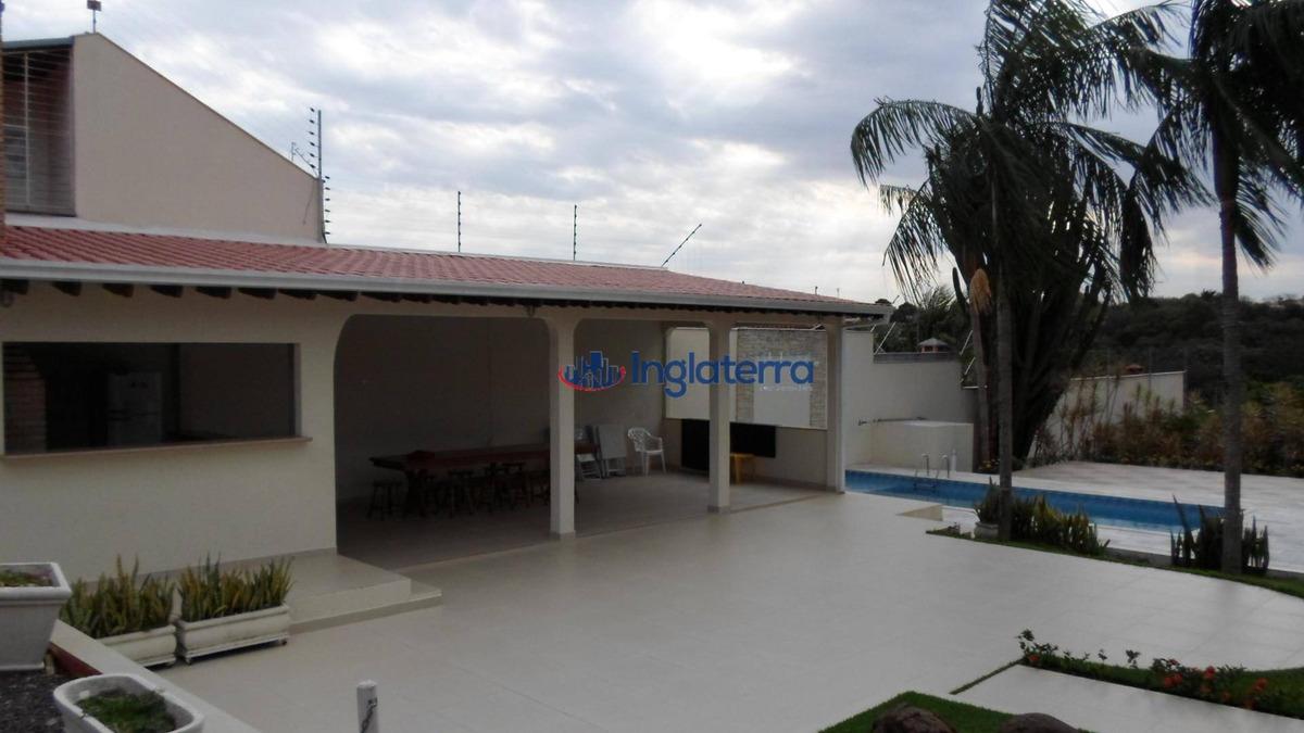 chácara à venda, 3900 m² por r$ 1.800.000,00 - jardim esperança - londrina/pr - ch0006