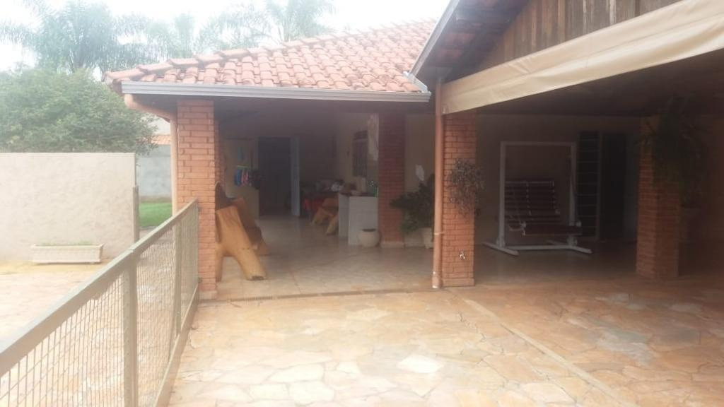 chácara à venda, 4000 m² por r$ 1.800.000 - estancia conde - mirassol/sp - ch0281
