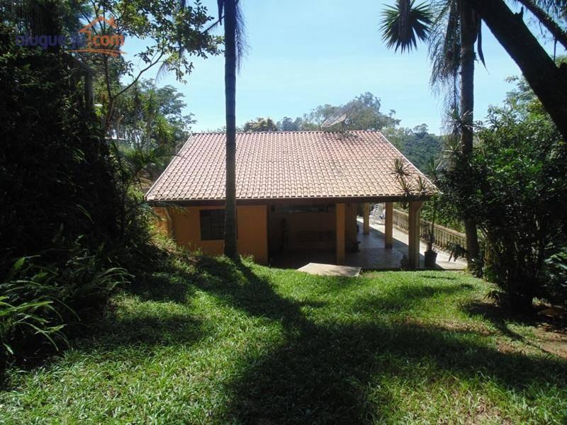 chácara à venda, 5000 m² por r$ 381.600,00 - canaã - jambeiro/sp - ch0109