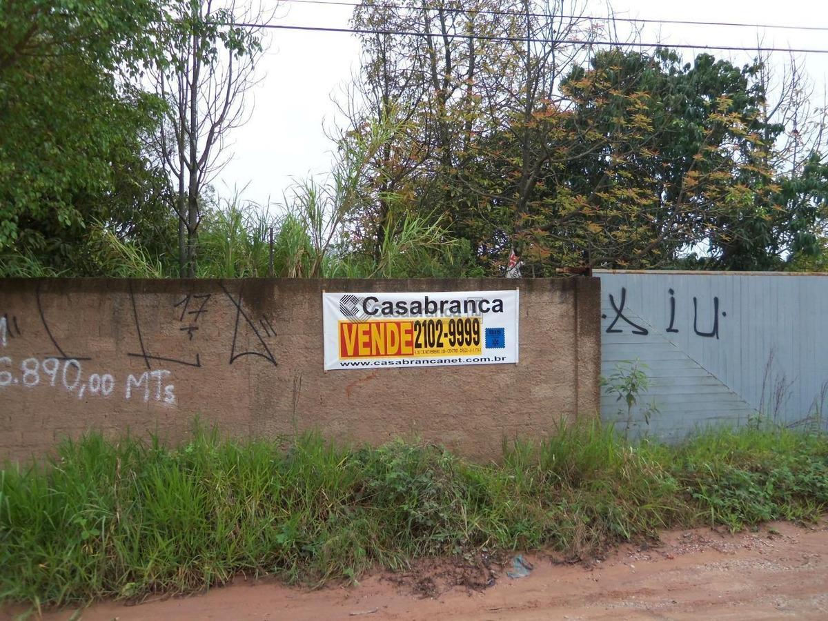 chácara à venda, 6890 m² por r$ 95.000,00 - genebra - sorocaba/sp - ch0357