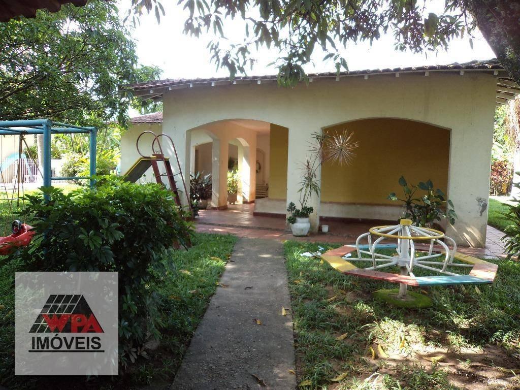 chácara à venda, 7500 m² por r$ 1.600.000,00 - jardim santa alice - santa bárbara d'oeste/sp - ch0080