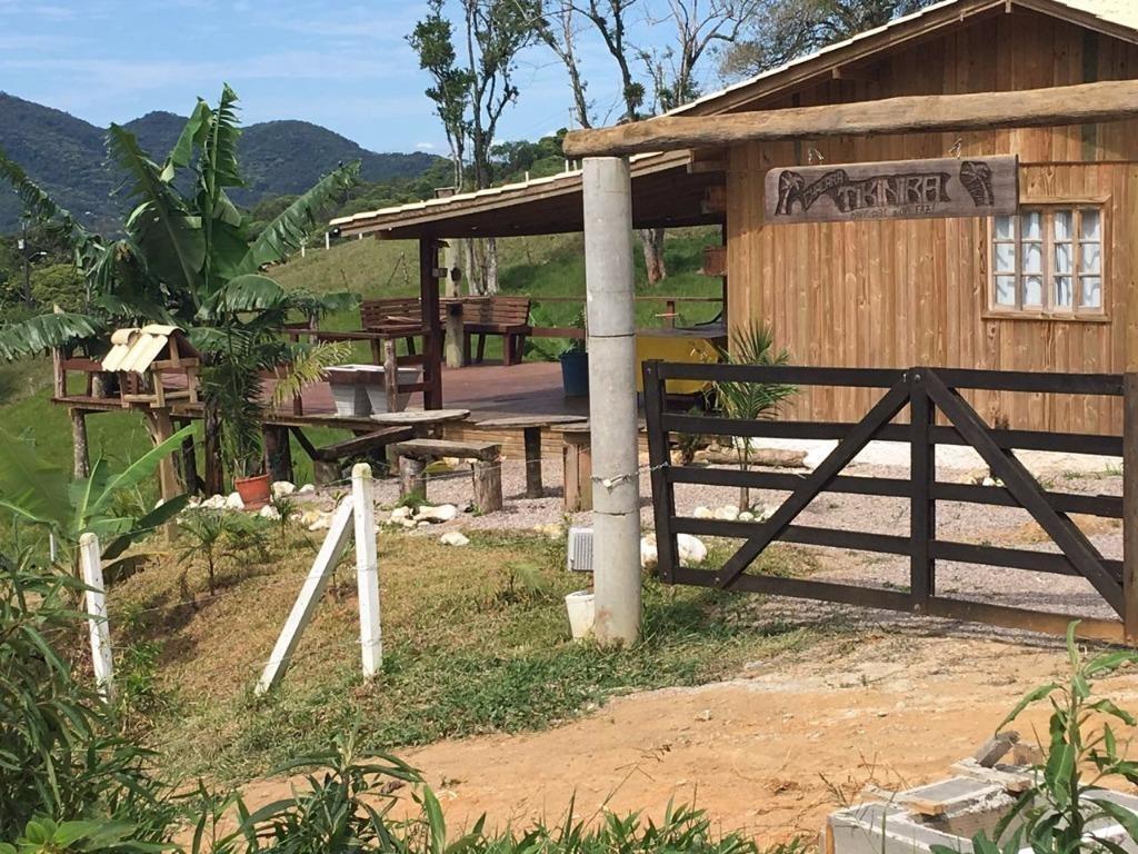 chácara à venda, 800 m² por r$ 148.000,00 - são sebastião - palhoça/sc - ch0031