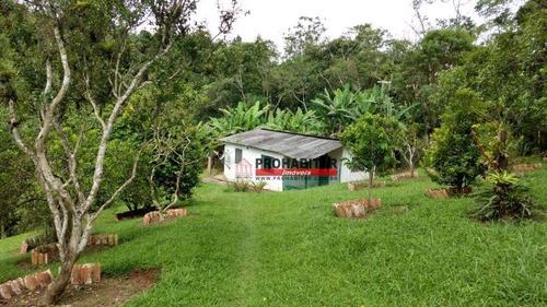 chácara à venda, 8500 m² por r$ 470.000 - engenheiro marsilac - são paulo/sp - ch0145