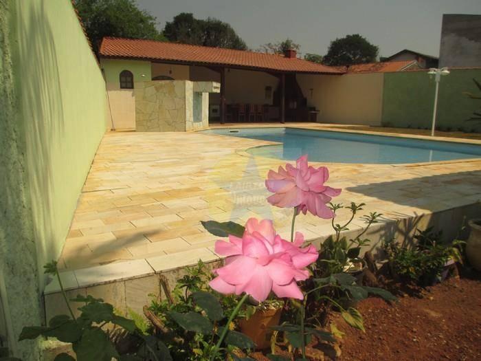 chácara à venda, 876 m² por r$ 650.000,00 - caioçara - jarinu/sp - ch0933