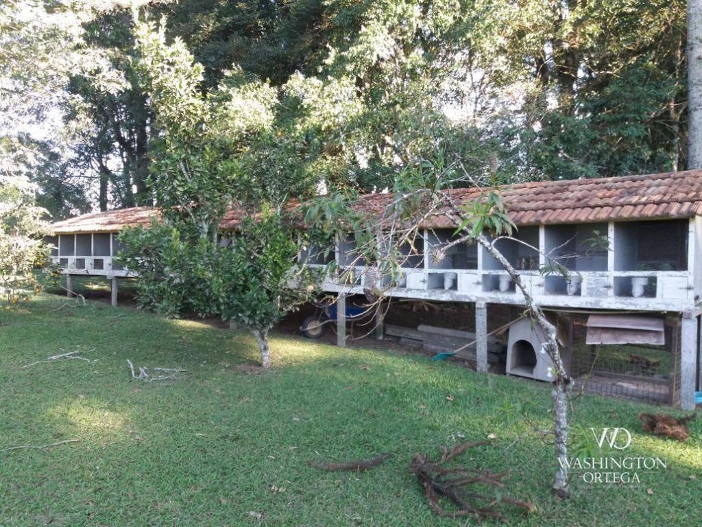 chácara à venda, 92961 m² por r$ 1.200.000,00 - campo largo da roseira - são josé dos pinhais/pr - ch0035