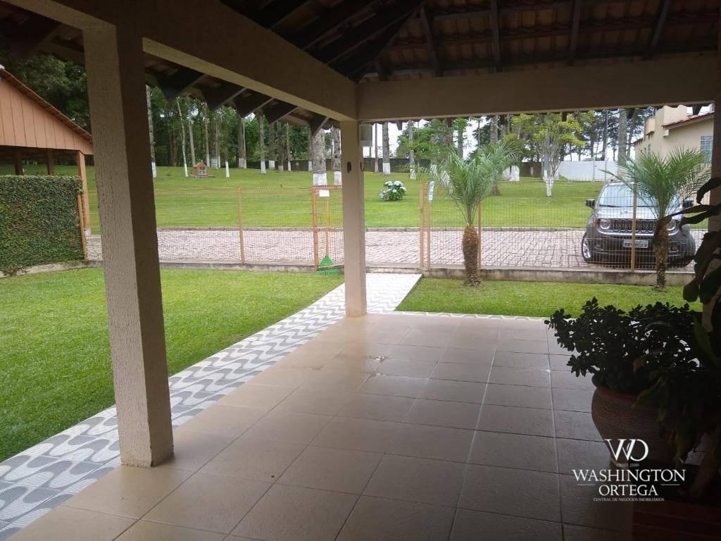 chácara à venda, 96800 m² por r$ 2.300.000,00 - contenda - são josé dos pinhais/pr - ch0053