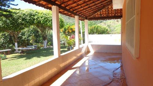 chácara à venda com piscina em pedro de toledo. 426