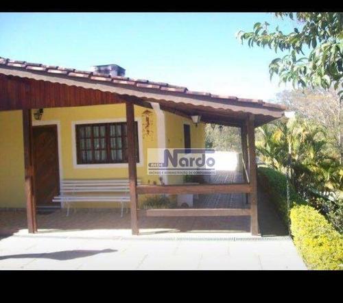 chácara à venda em bragança paulista, bairro araras - ch0027