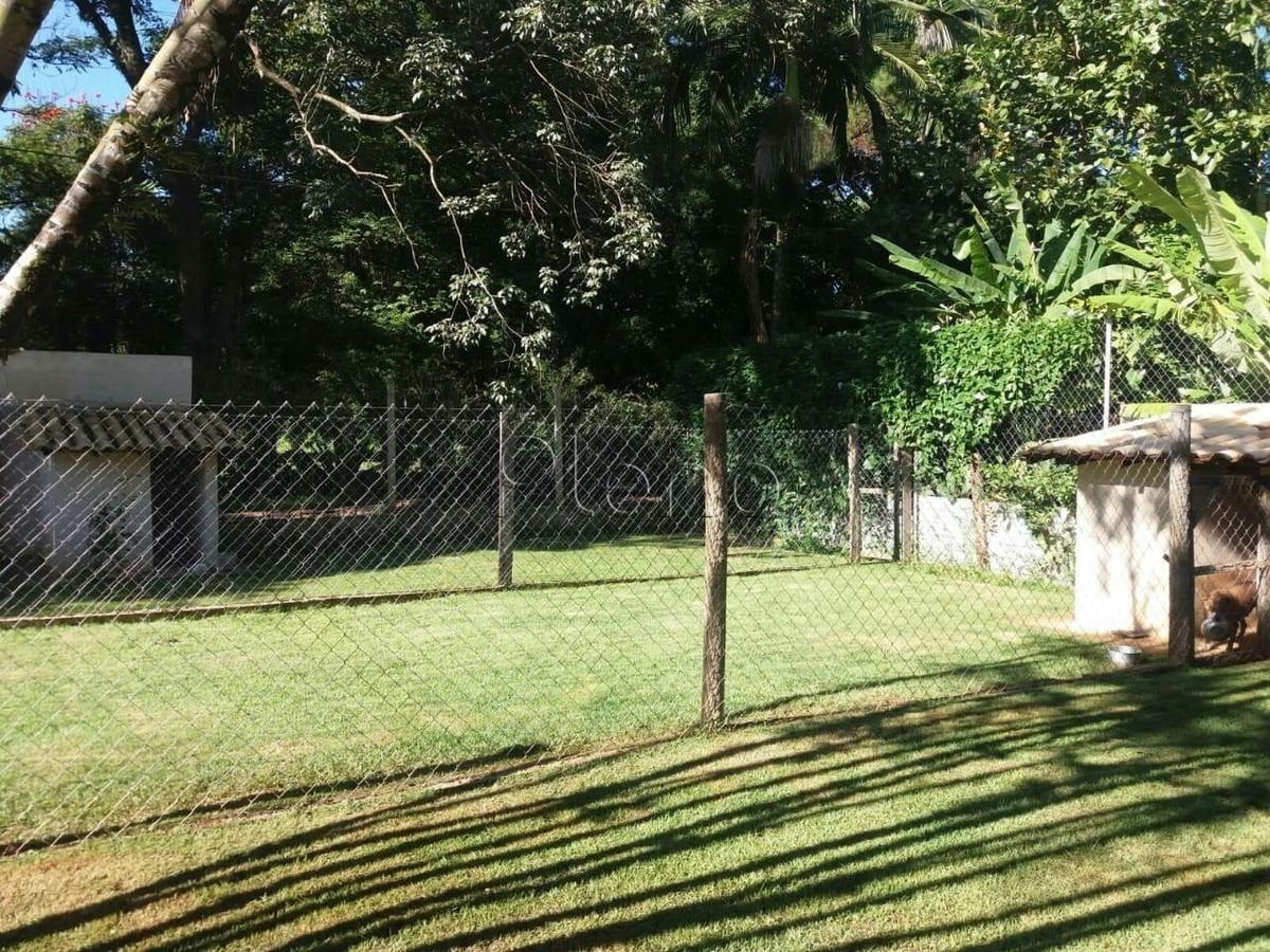 chácara à venda em chácara vale das garças - ch015145