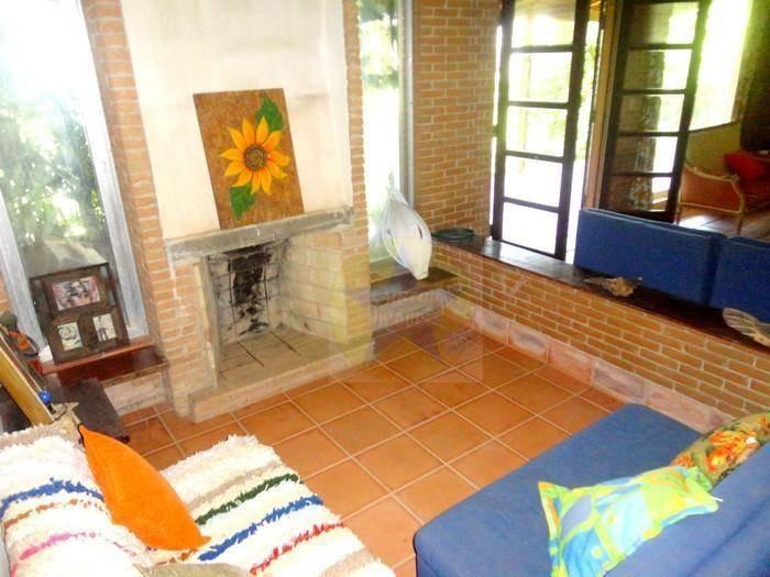 chácara à venda em condomínio fechado, 1500 m² por r$ 458 mil - portão - atibaia sp - ch1197