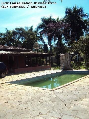 chácara à venda em loteamento chácaras vale das garças - ch004026