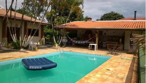 chácara à venda em residencial santa mônica - ch244133