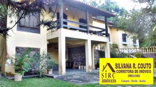 chácara,11.000 m²- itaocaia com casa 4 quartos ! r$ 750 mil - 5