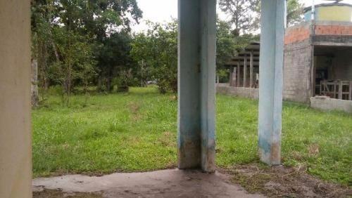 chácara,medindo 3500m², em itanhaém/sp