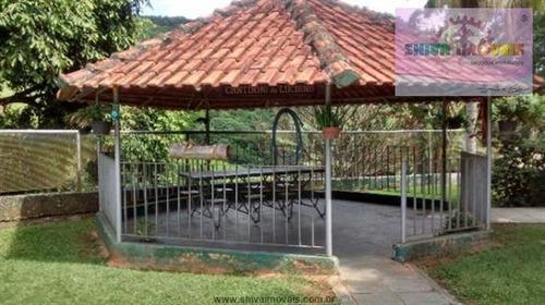 chácaras à venda  em nazare paulista/sp - compre o seu chácaras aqui! - 1345585