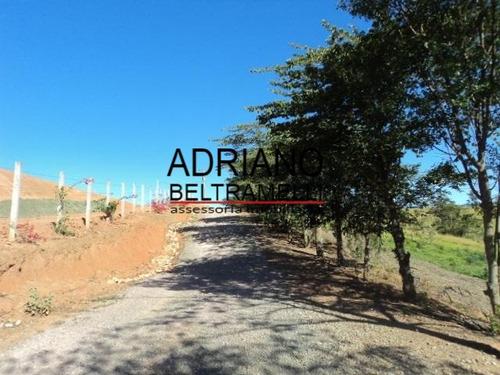 chacara/terreno - condomínio rural - joaquim egídio - ch0052