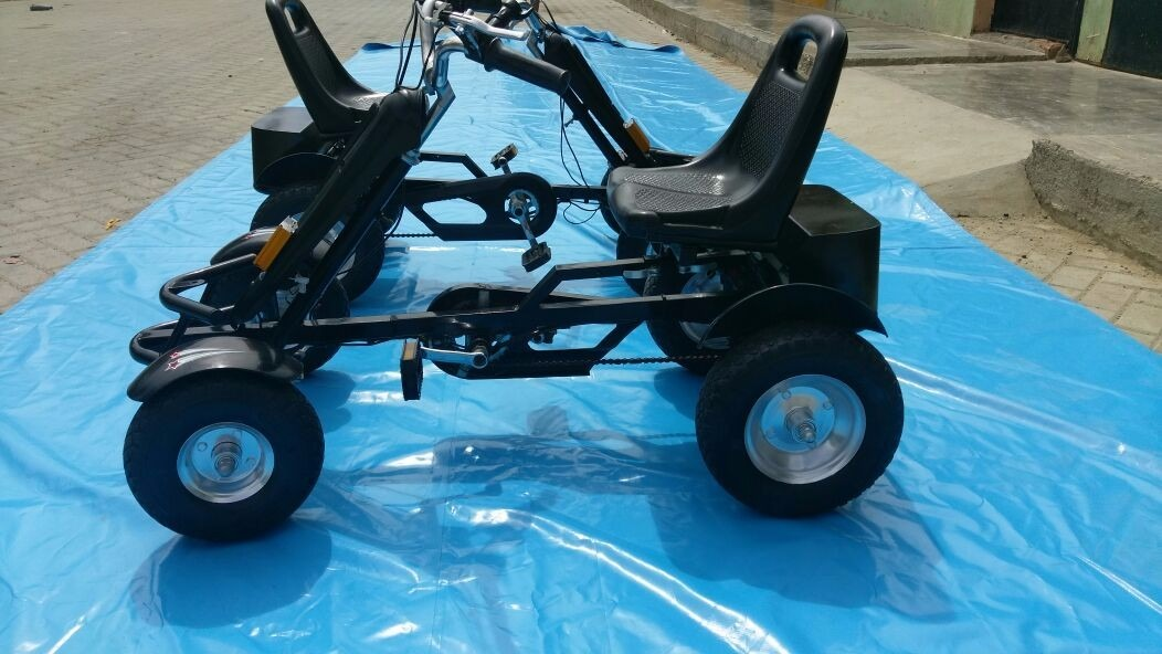 Chachicar Gokart A Pedal Y Motor Todo Terreno Grande - S/ 750,00 en ...