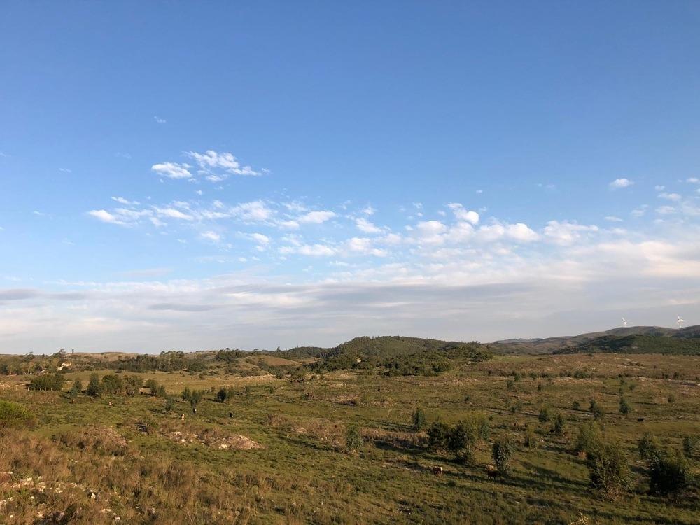 chacra a 5 kilometros de minas, muy buenas vistas, excelente