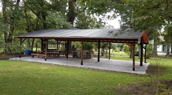 chacra - casa con parque y pileta - carlos spegazzini
