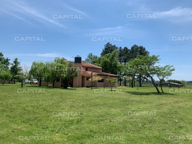 chacra con arroyo de casi 19 hectáreas disponible en venta- ref: 28488