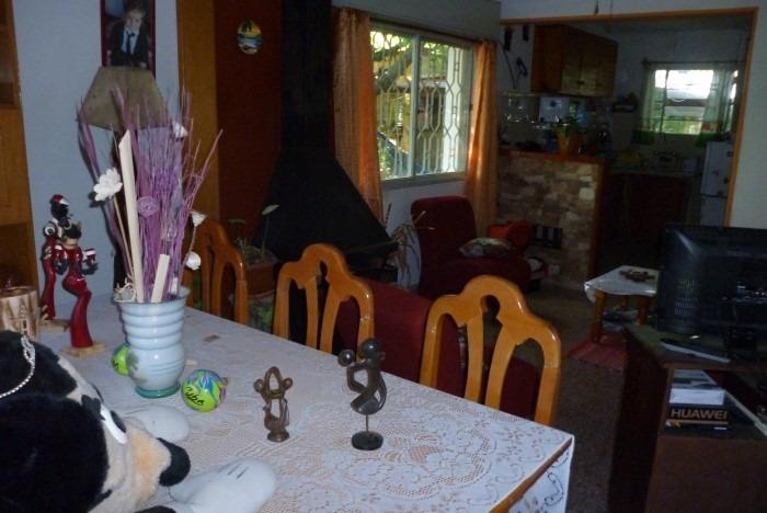 chacra de 1 ha con 2 casas + garage y cocina comedor