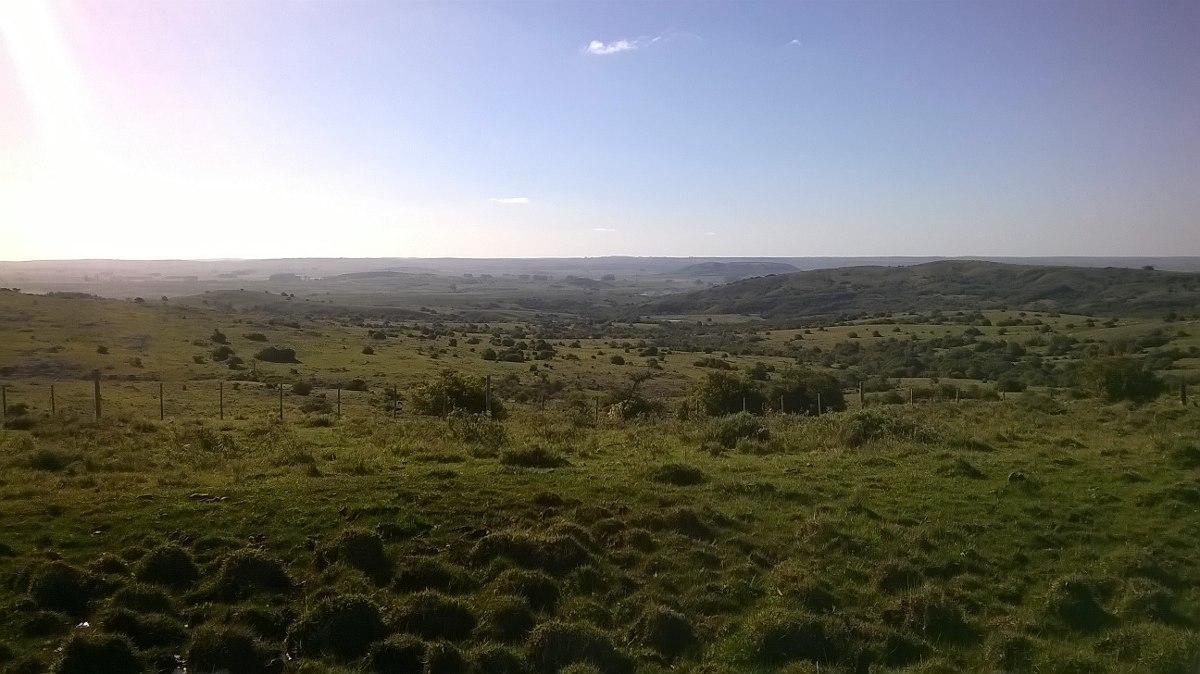 chacra de 14 hectáreas y media con hermoso paisaje