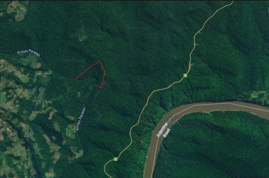 chacra de 50 hectáreas el soberbio misiones