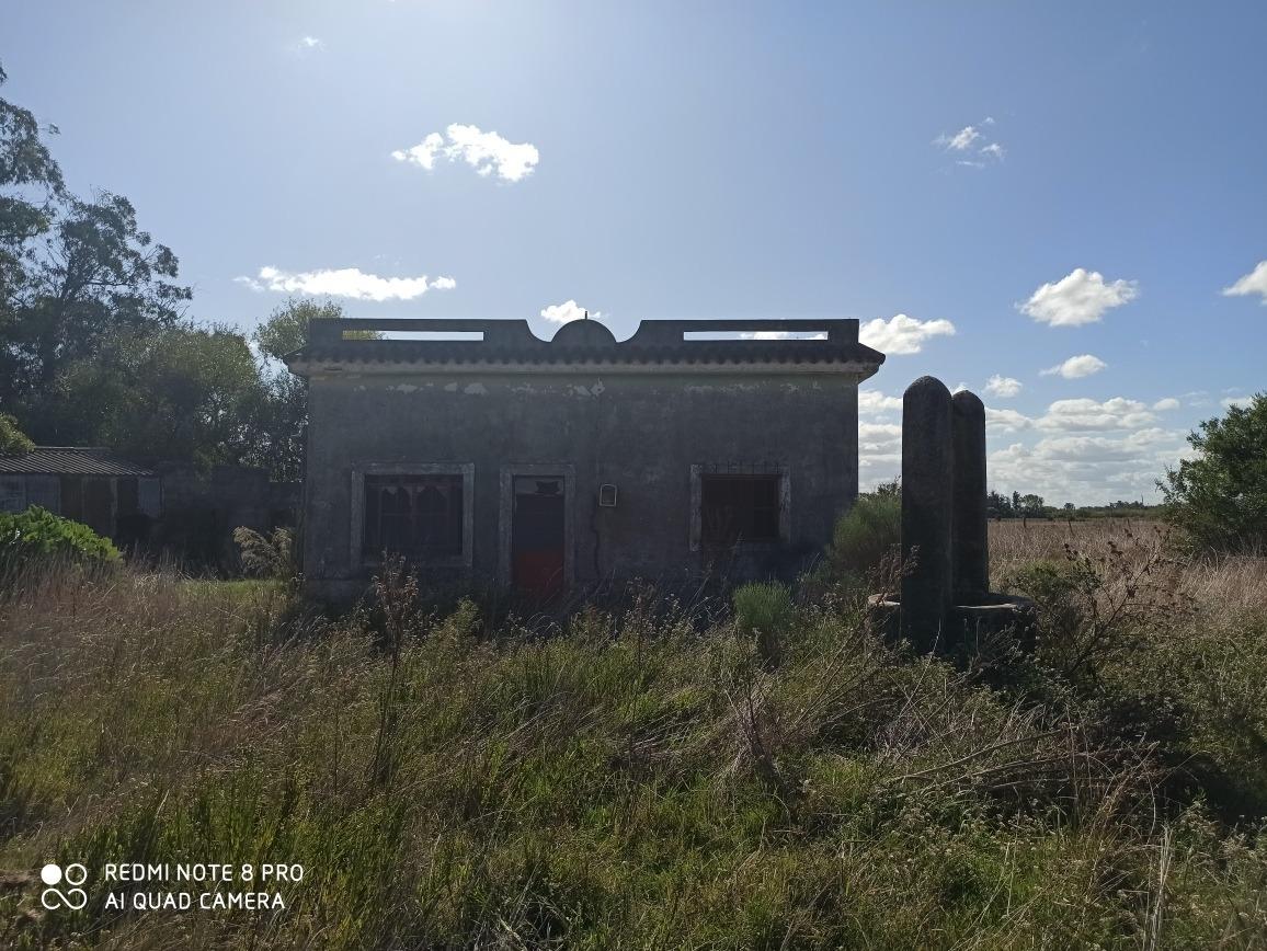 chacra de 9 hectáreas con casa de época