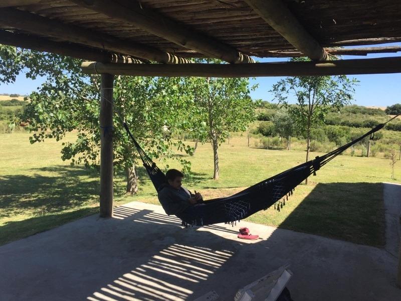 chacra de descanso - turismo a 15' de solis