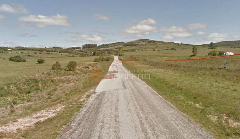 chacra en punta del este, ruta 12, pueblo edén- ref: 21460