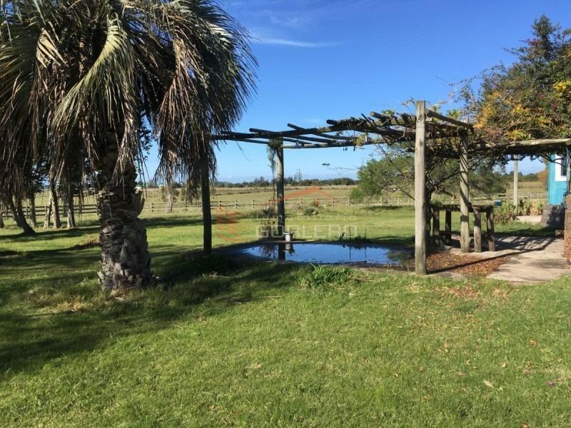 chacra en uruguay, laguna del sauce, ruta 12, las vertientes- ref: 25355