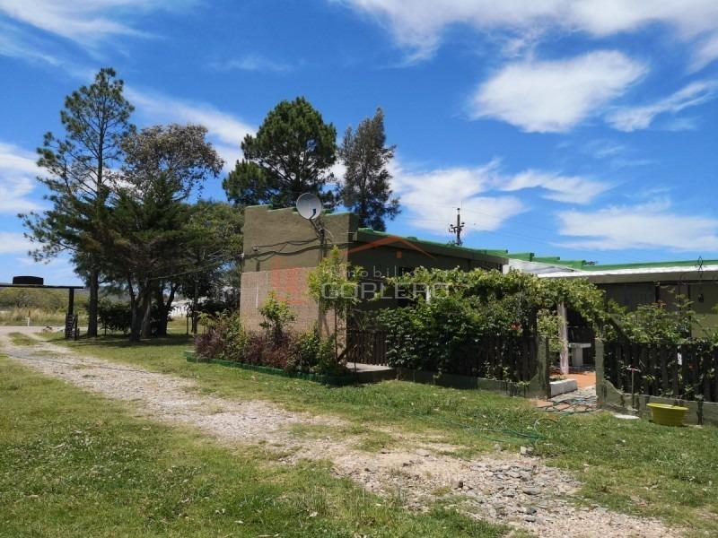 chacra en uruguay, maldonado, ruta 39, con casco antiguo reciclado- ref: 25600