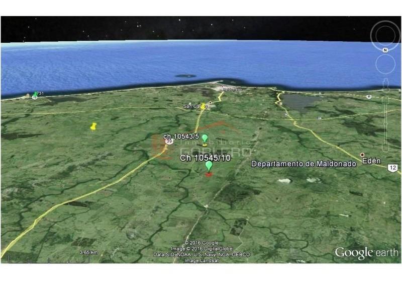chacra en uruguay, punta del este, a 44 km - ref: 21457
