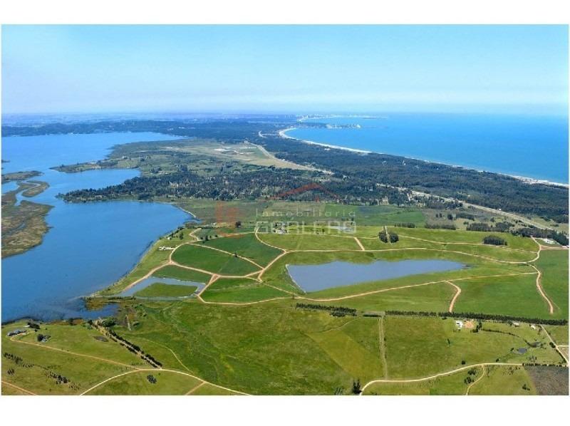 chacra en uruguay, punta del este, laguna de los cisnes- ref: 21476