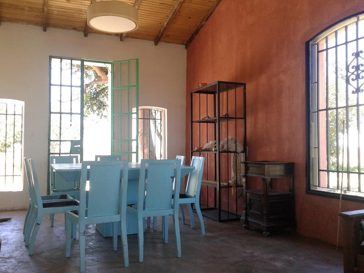 chacra quinta venta 2 dormitorios vista al río carmelo
